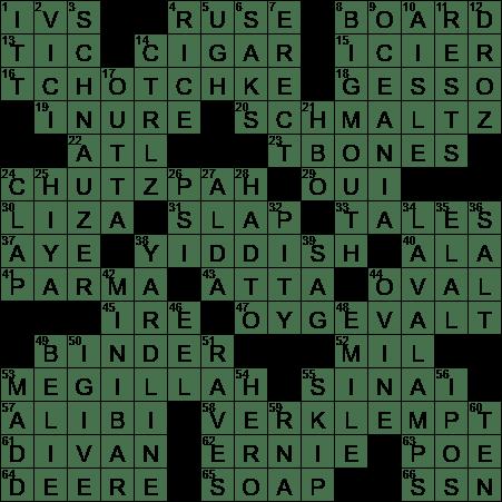 0919 18 Ny Times Crossword 19 Sep 18 Wednesday Nyxcrossword Com