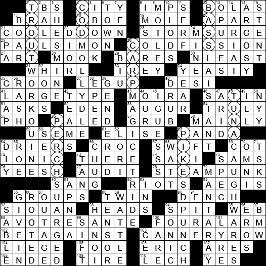 photo about Nyt Sunday Crossword Printable referred to as 0519-19 NY Moments Crossword 19 May perhaps 19, Sunday -