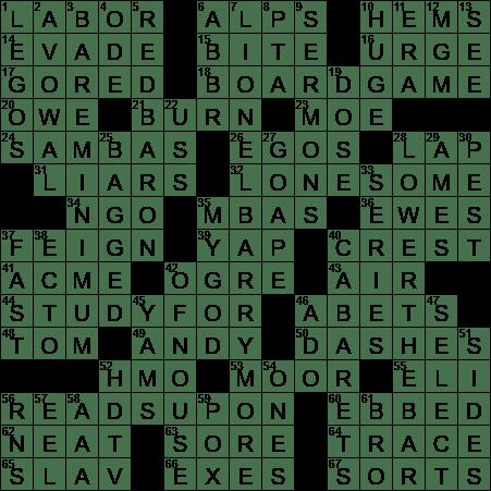 1202 19 Ny Times Crossword 2 Dec 19 Monday Nyxcrossword Com