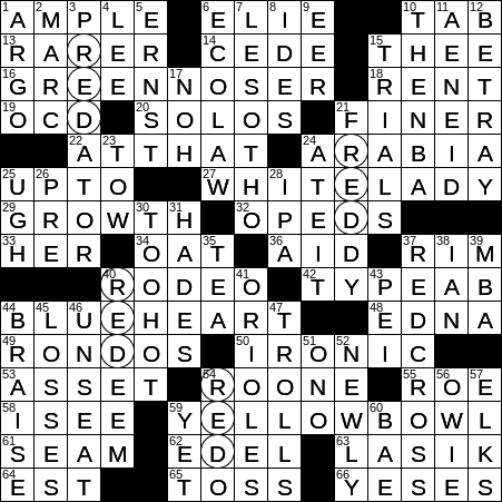 0521 20 Ny Times Crossword 21 May 20 Thursday Nyxcrossword Com