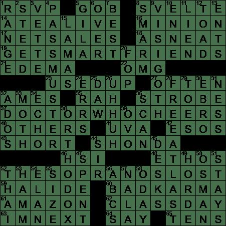 0528 20 Ny Times Crossword 28 May 20 Thursday Nyxcrossword Com