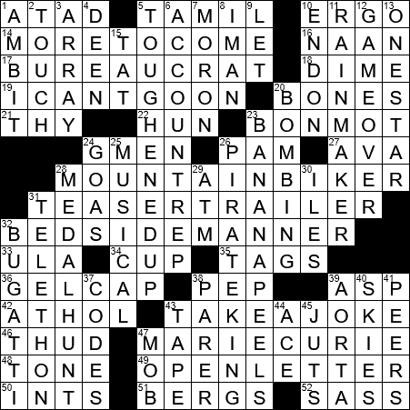 0905 20 Ny Times Crossword 5 Sep 20 Saturday Nyxcrossword Com